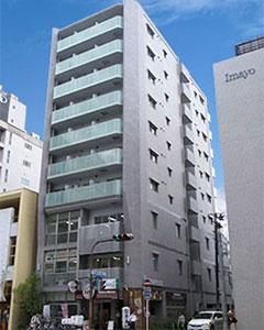 京都事務所外観写真